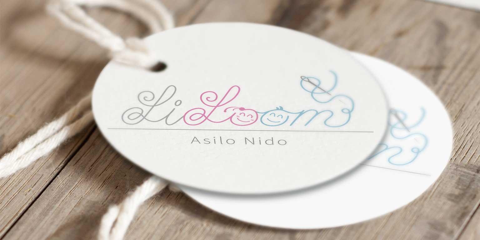 Logo design asilo