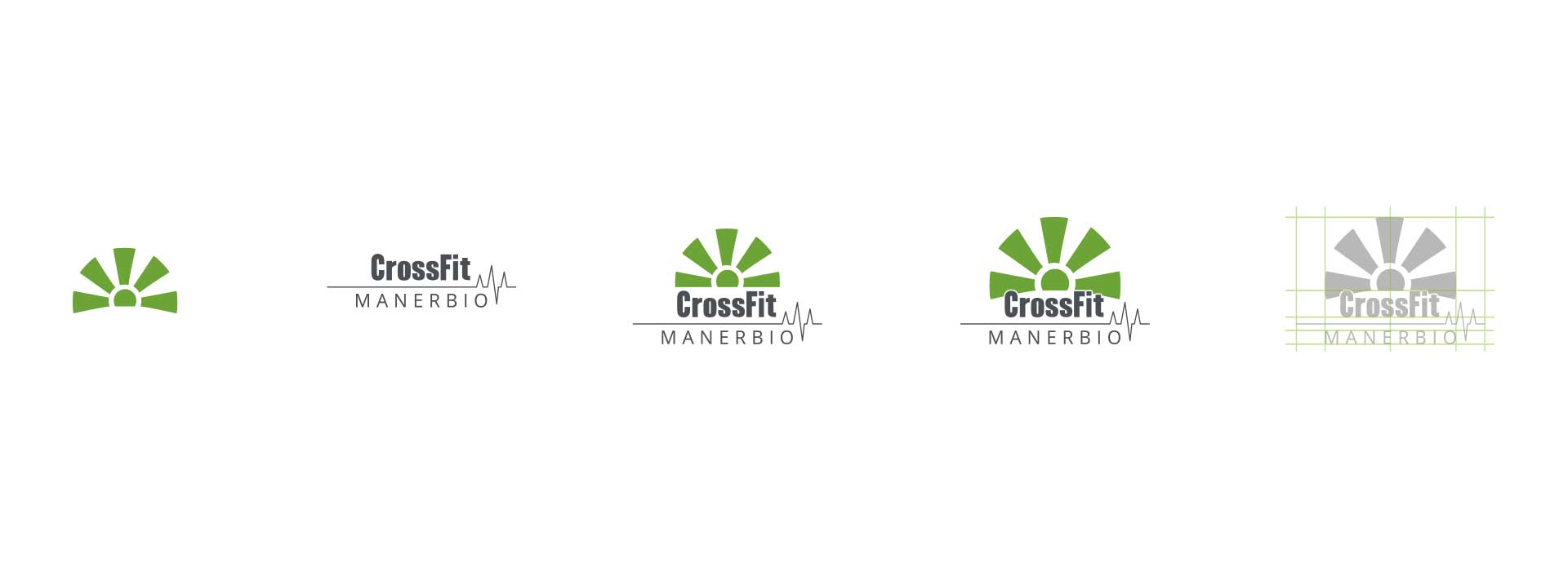 crossfit logo versions