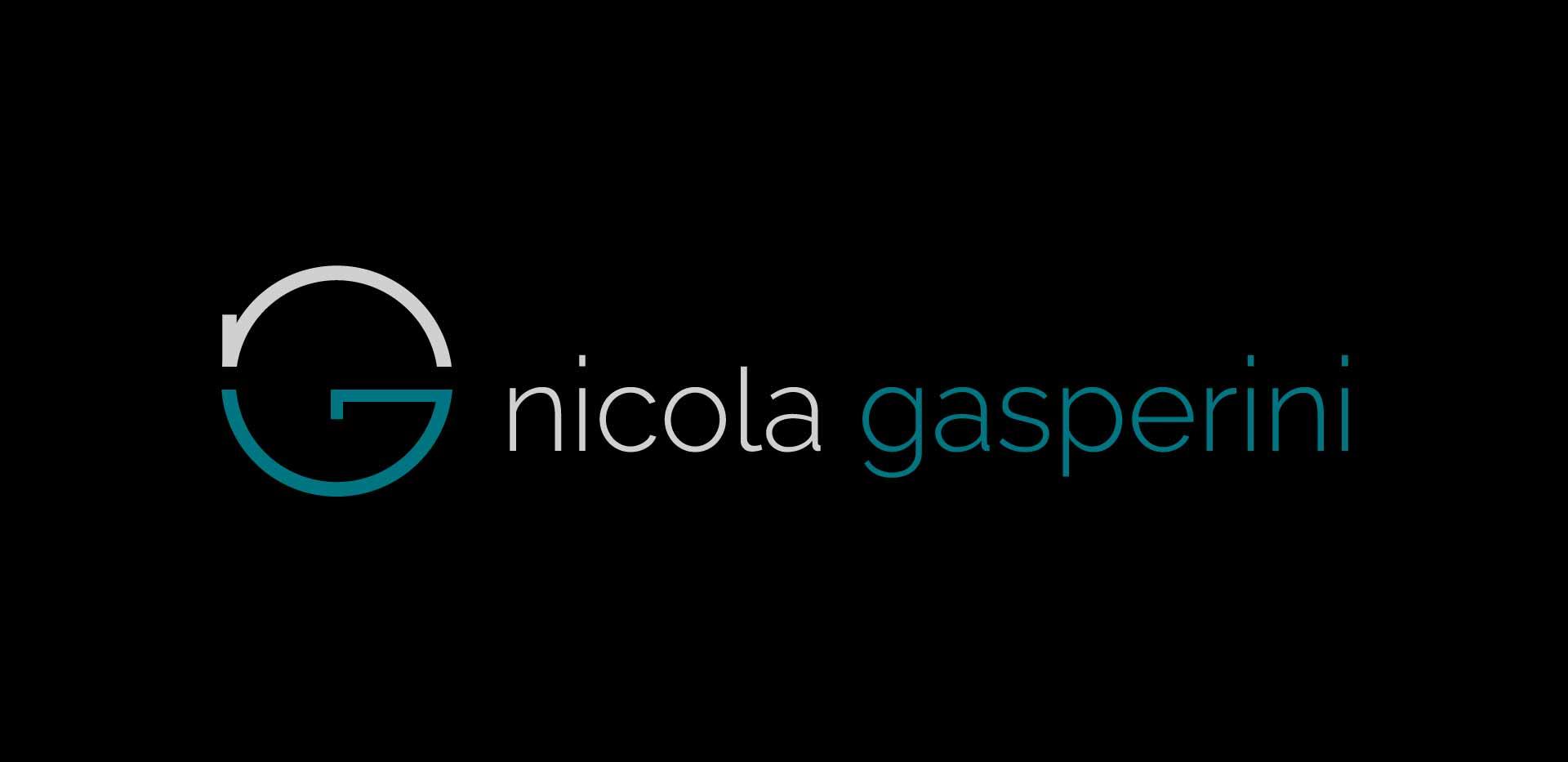 logo design startup initials ng