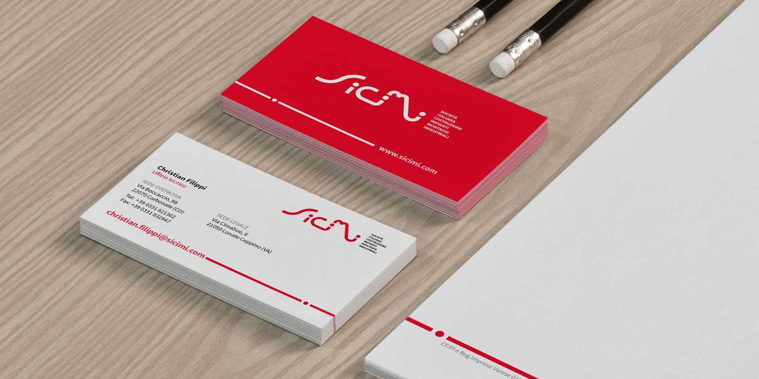 logo design pro business card