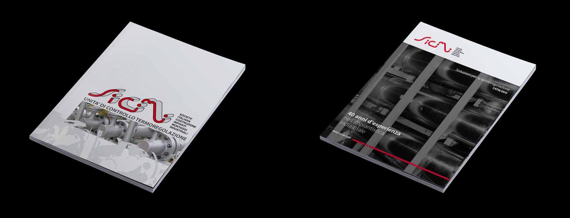 identity designer - modern brochure design