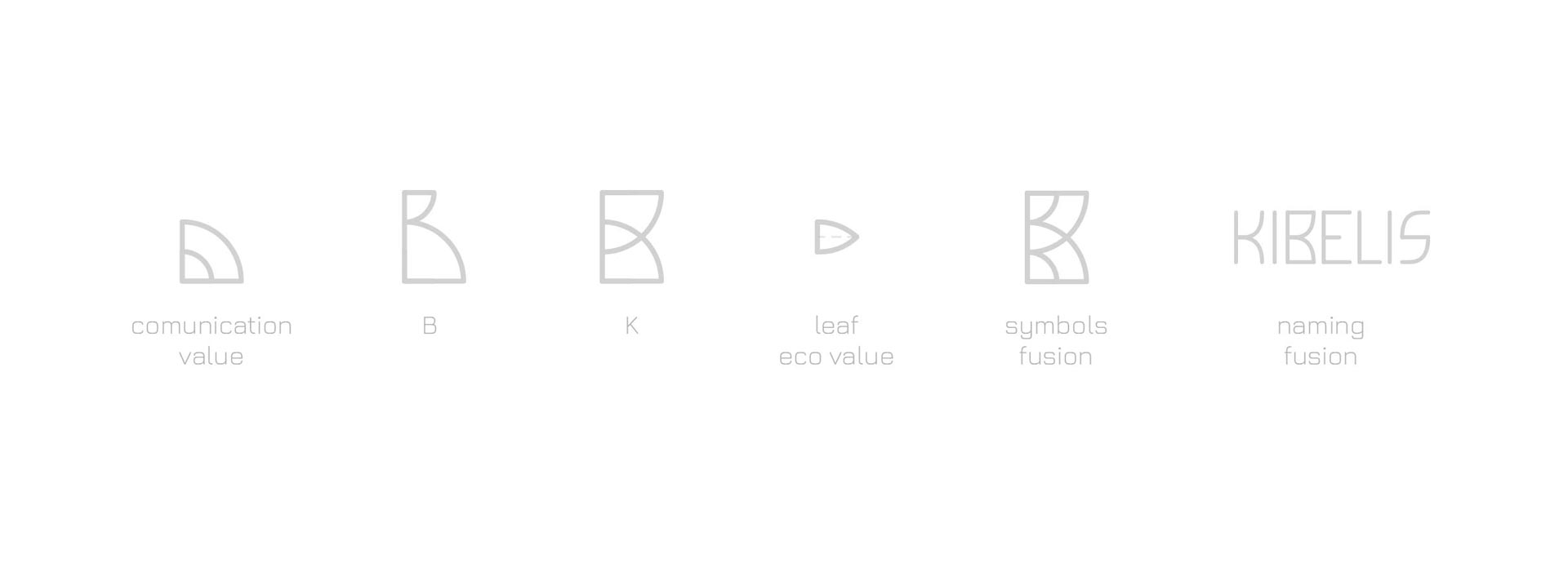 Logo eco furniture idea