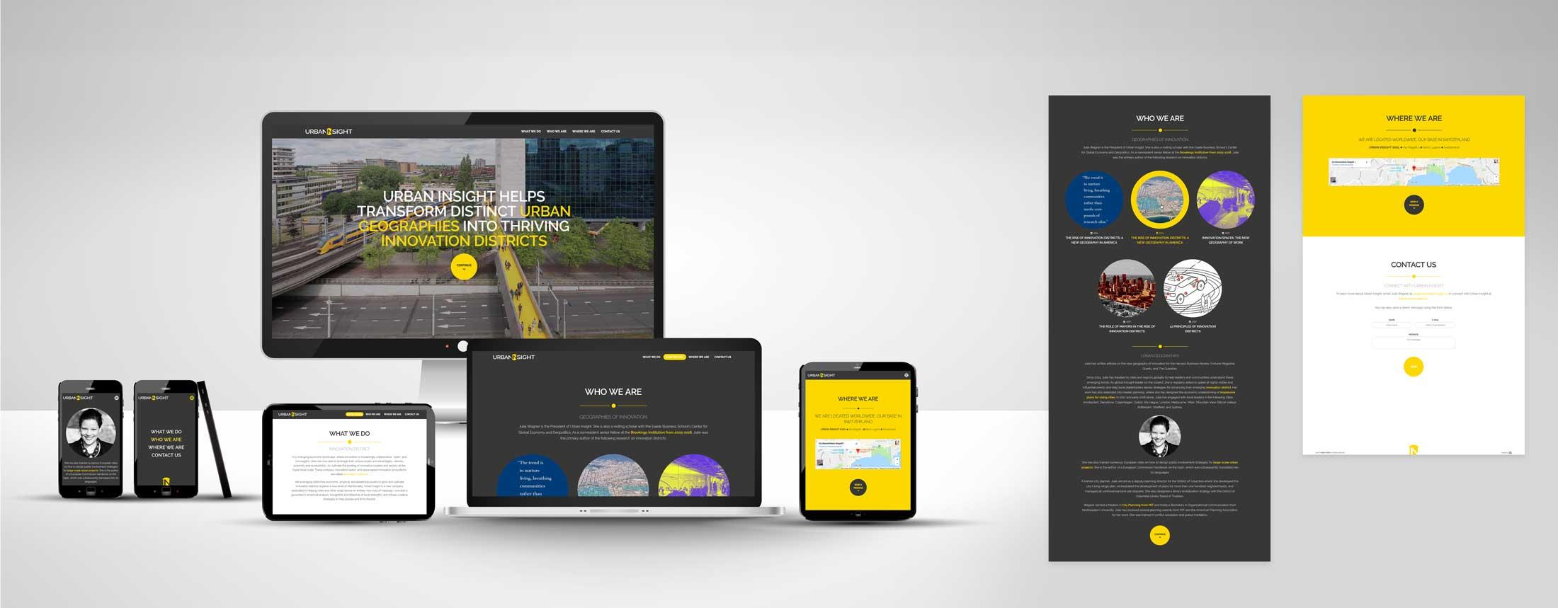webdesign startup lugano