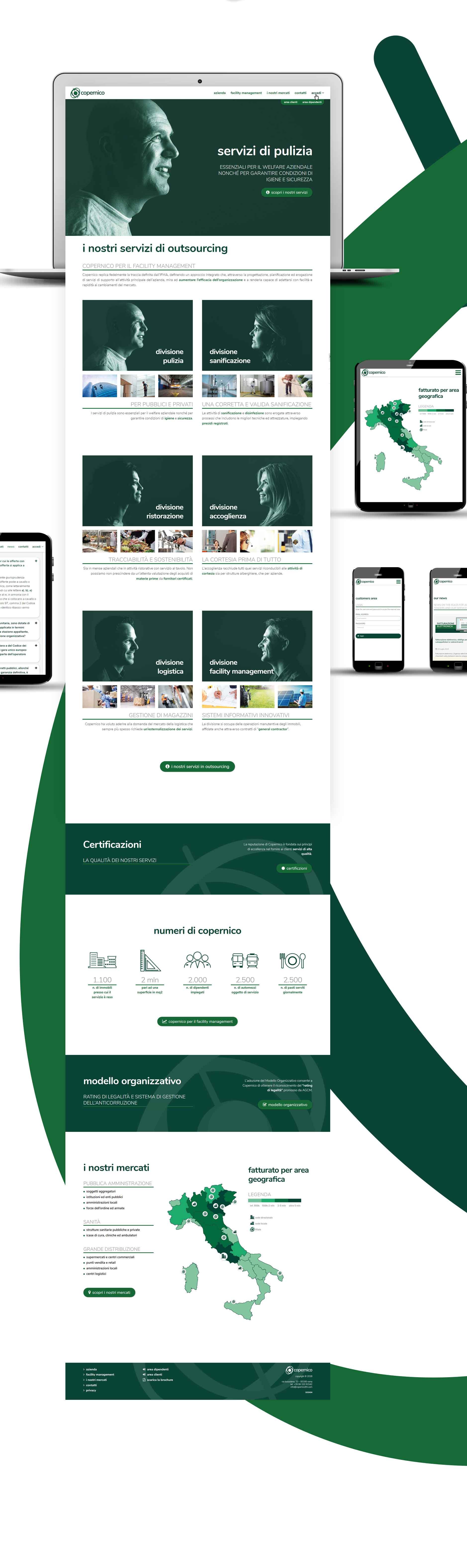 corporate identity design roma