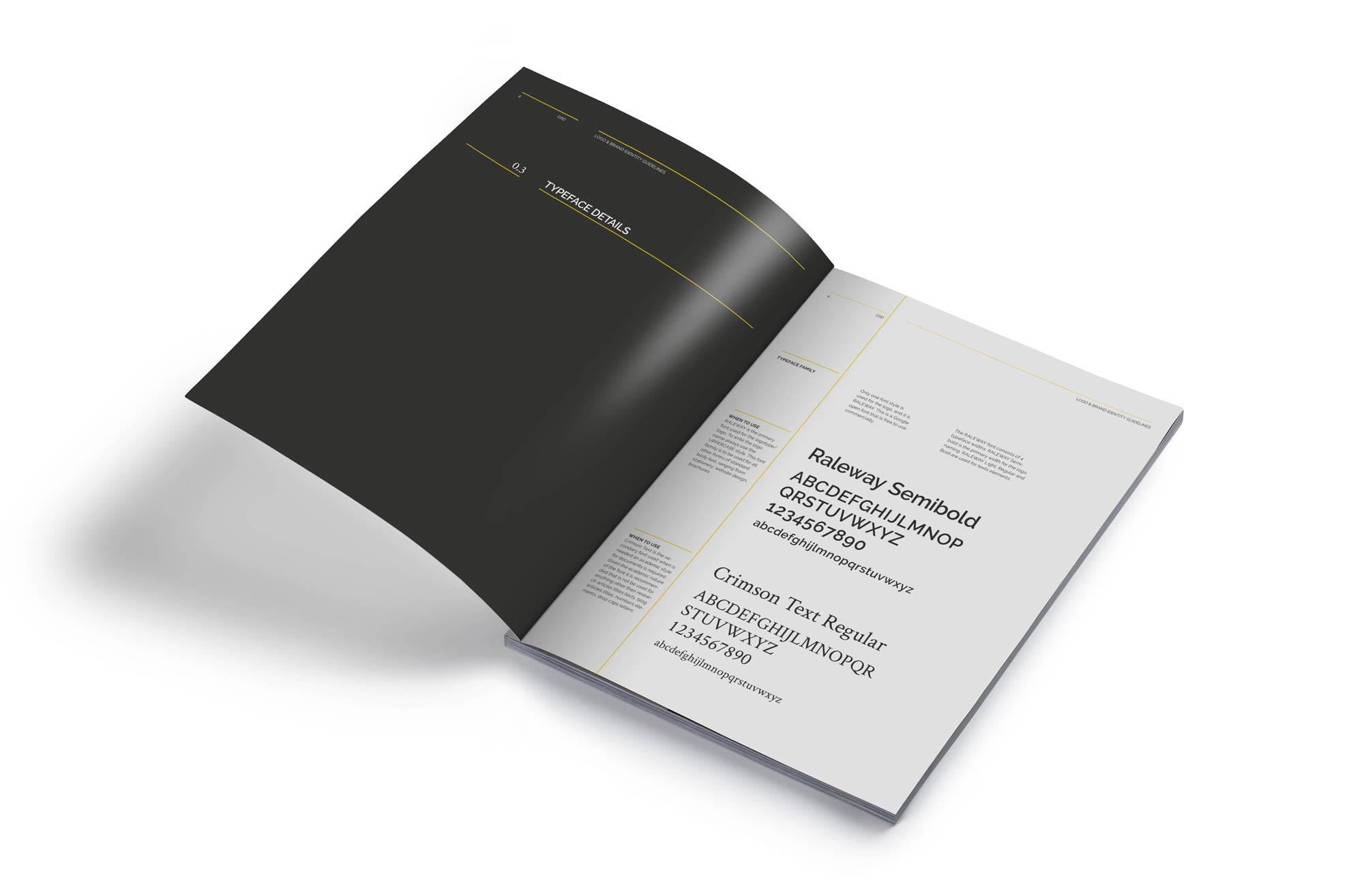 design logo style guide