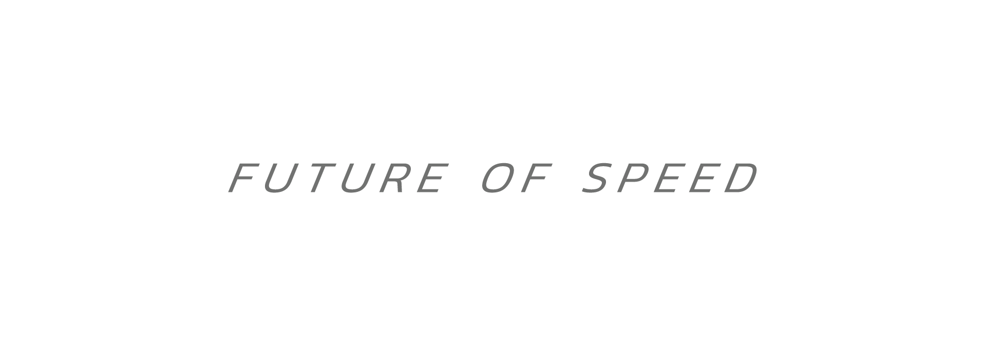 logo design future of speed