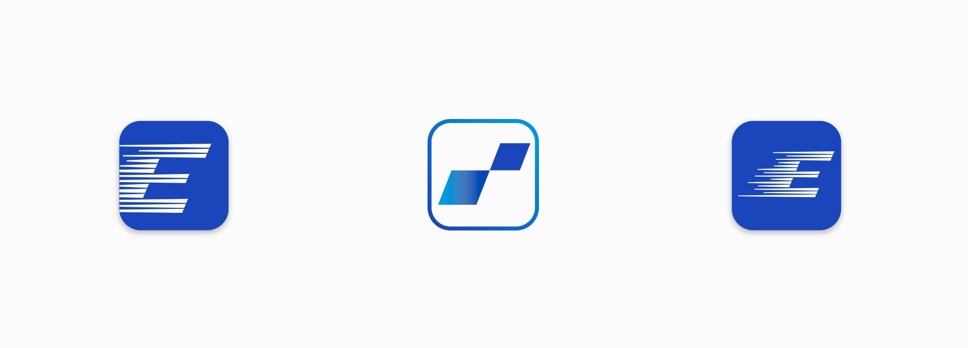 italian logo designer favicon design