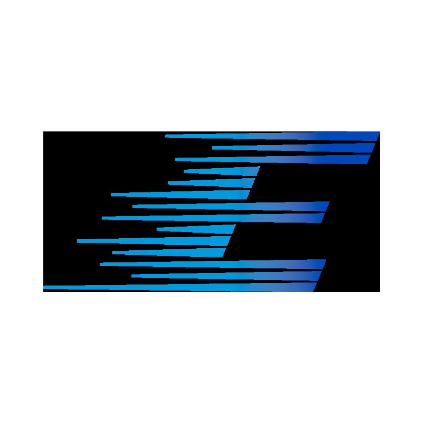 logo startup design favicon elettrico