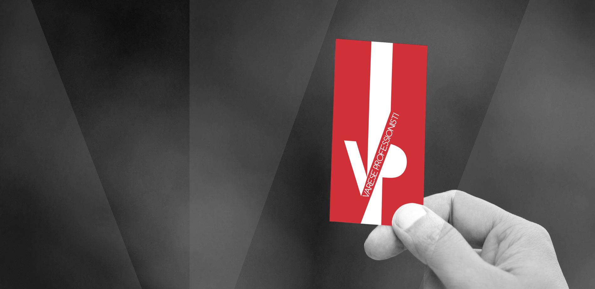 professional logo business card