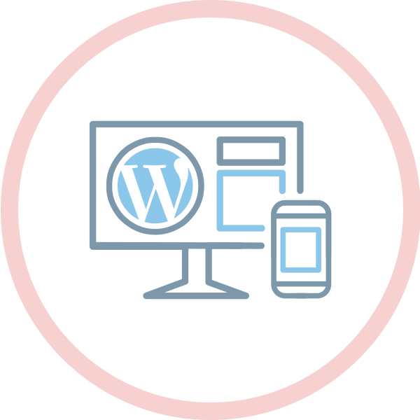 icon wordpress web design