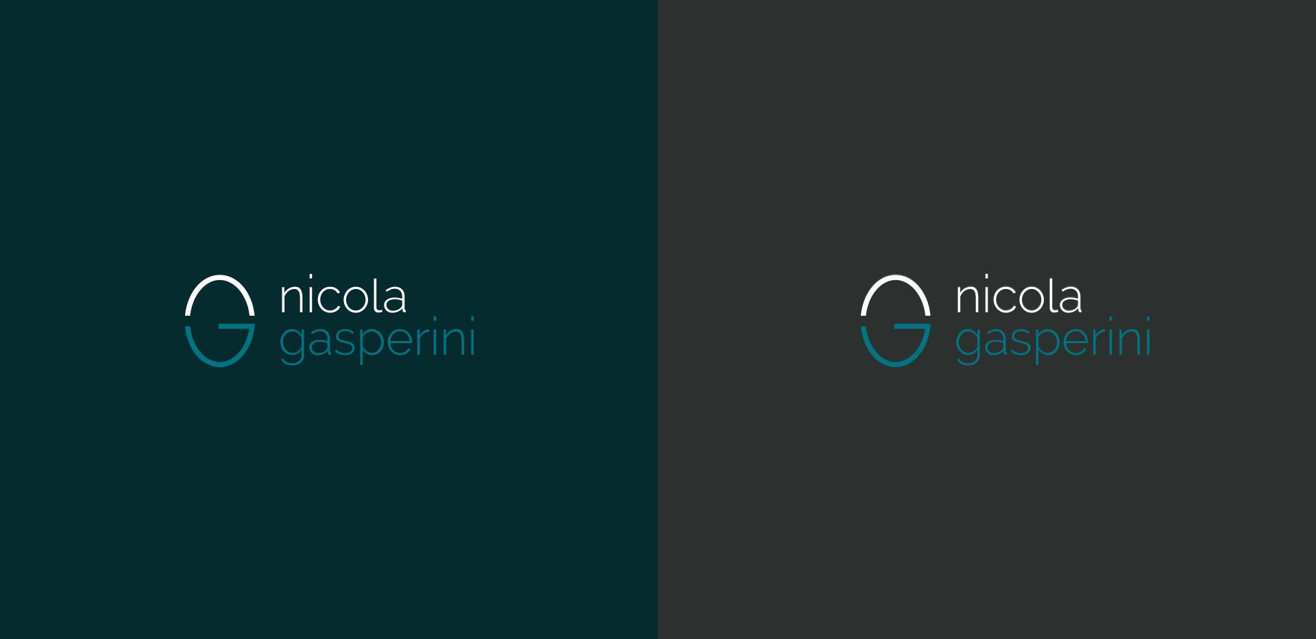 Logo freelance design logo initials letters
