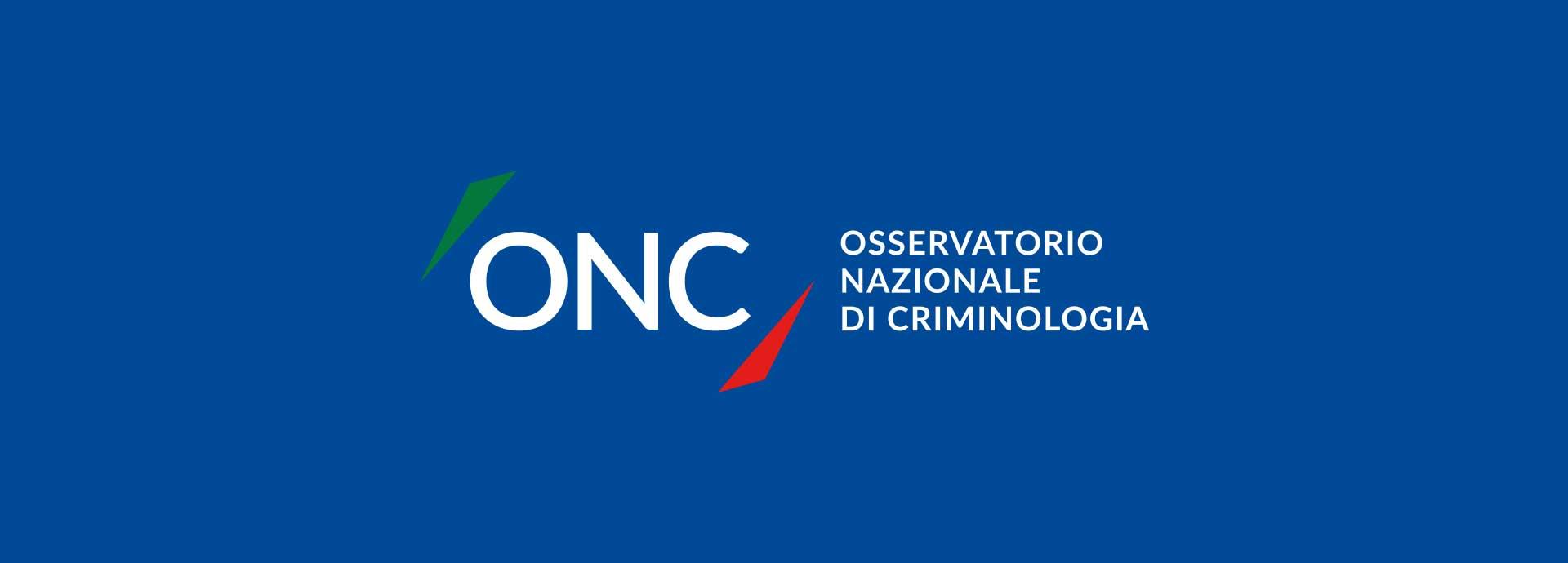 Non profit logo onlus criminology