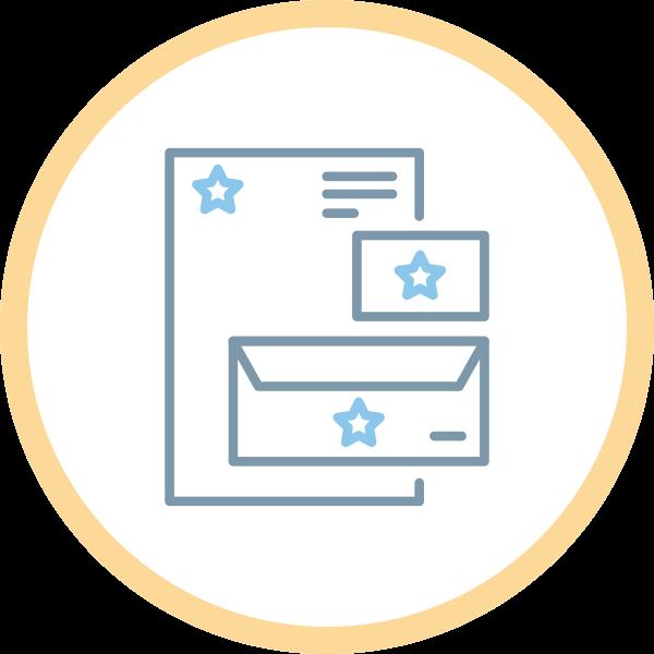 icona design immagine coordinata professionale