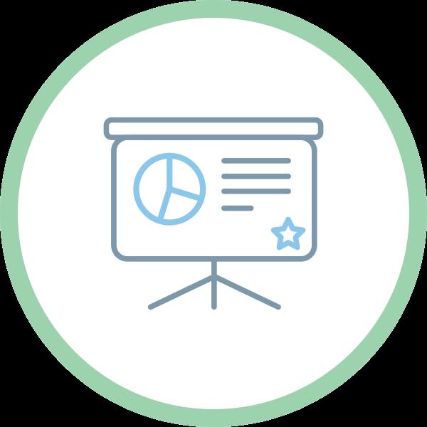 icona design presentazione powerpoint