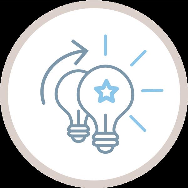 icona logo restyling professionale