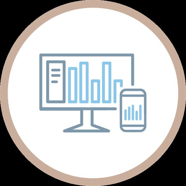 icona ottimizzazione seo sito web