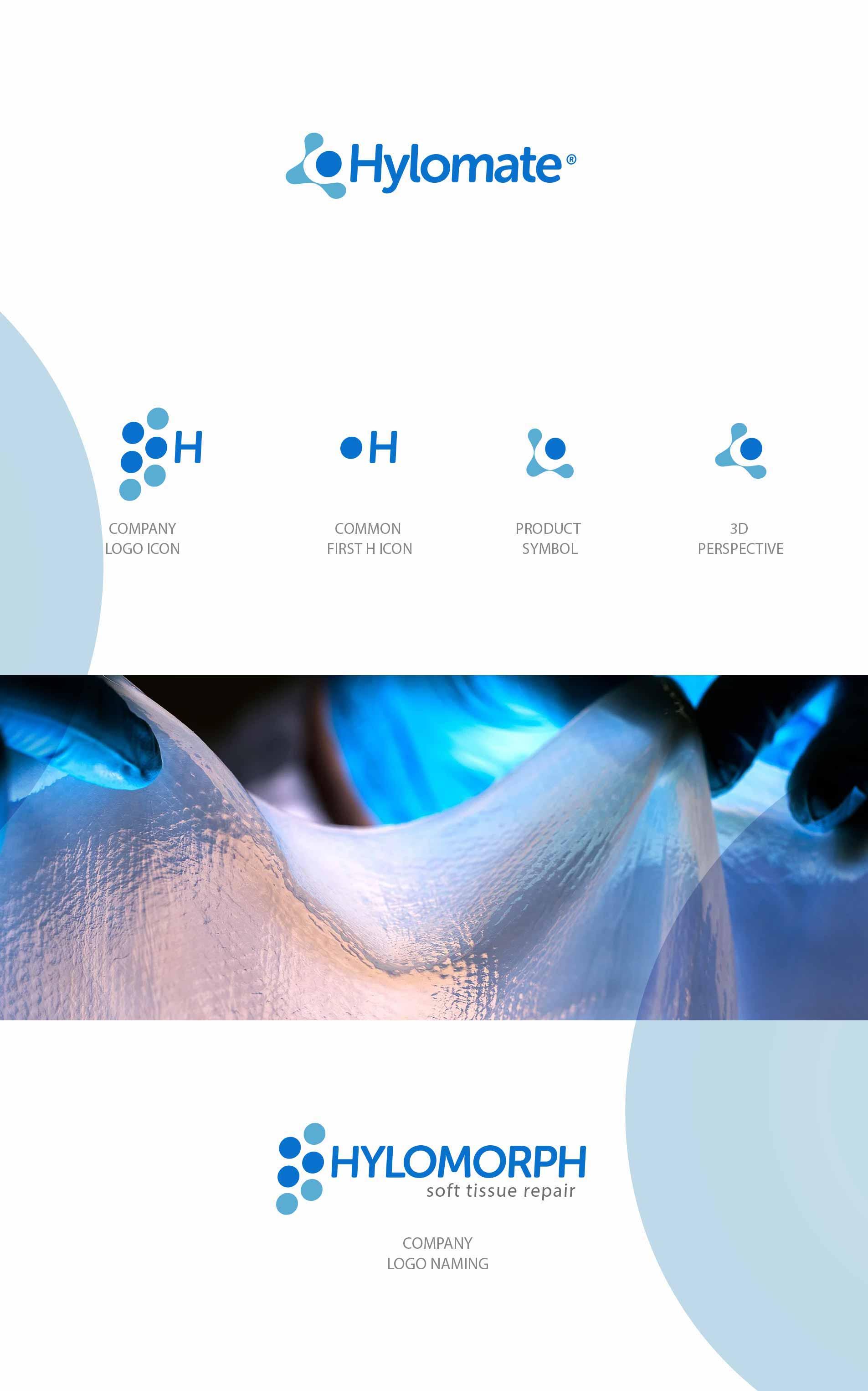 design logo prodotto per startup biotech zurigo
