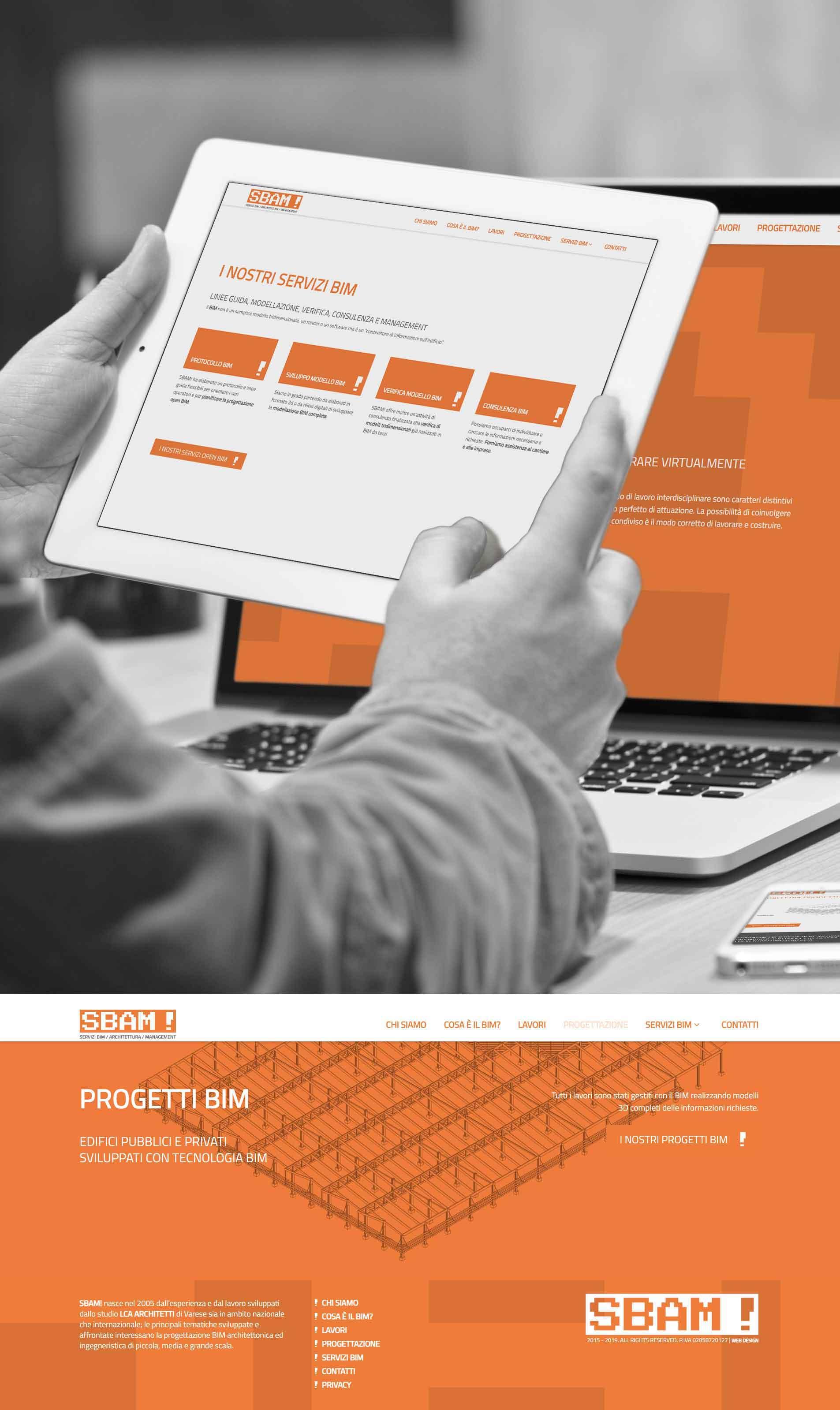 website design architecture studio