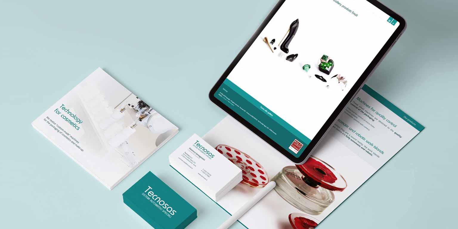 Design immagine aziendale