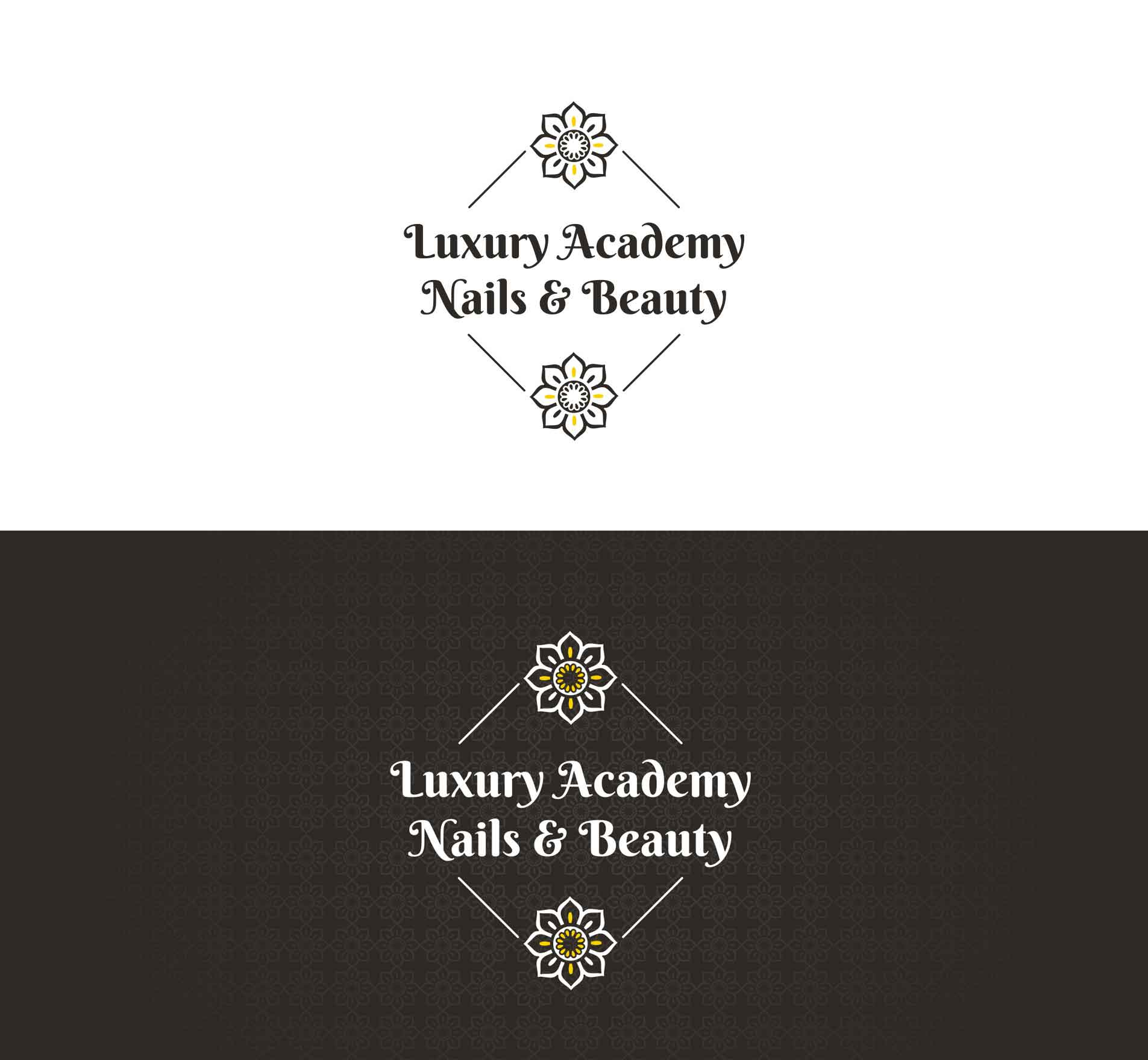 Immagine coordinata logo design alternativo