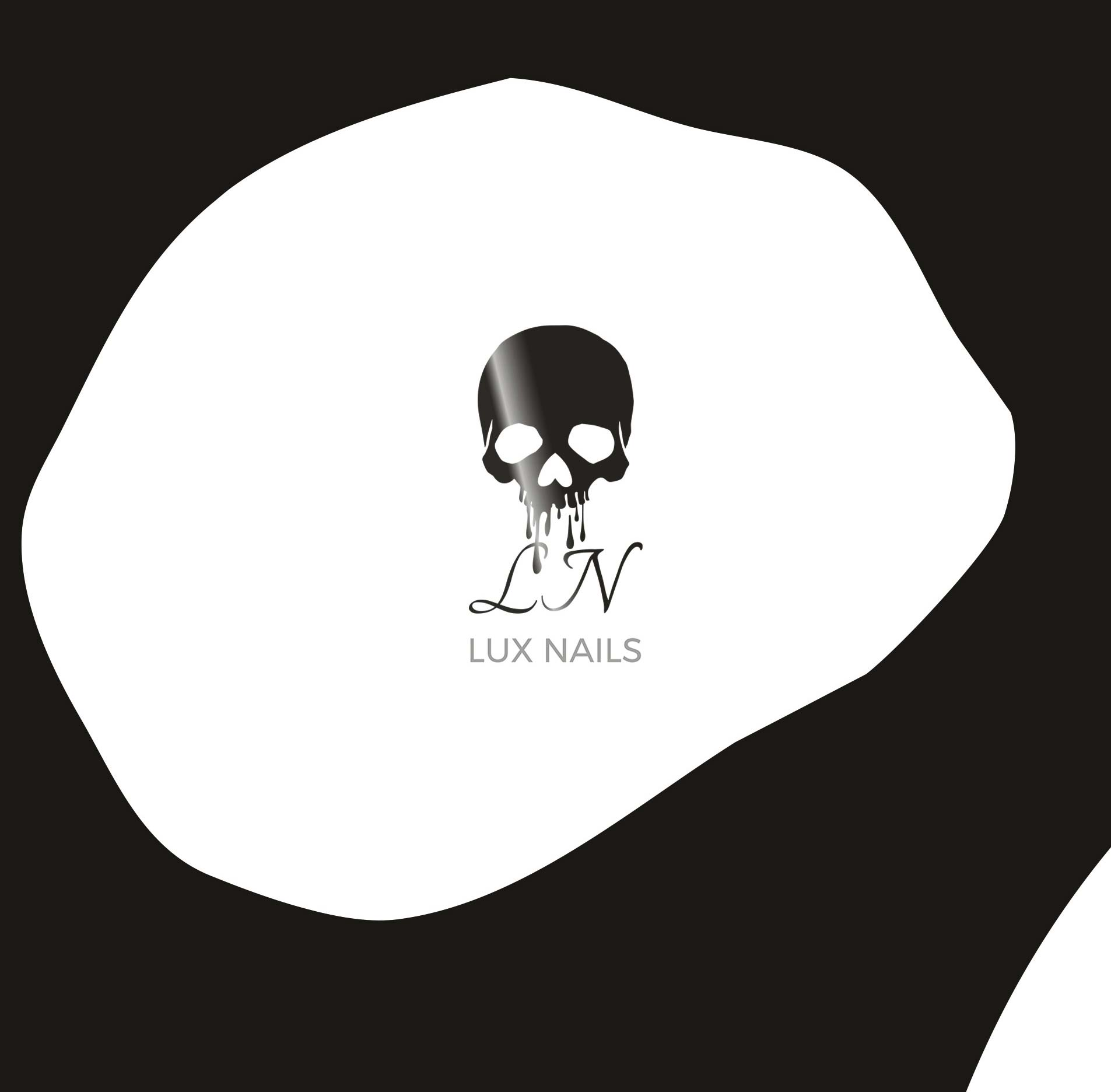 skull product logo