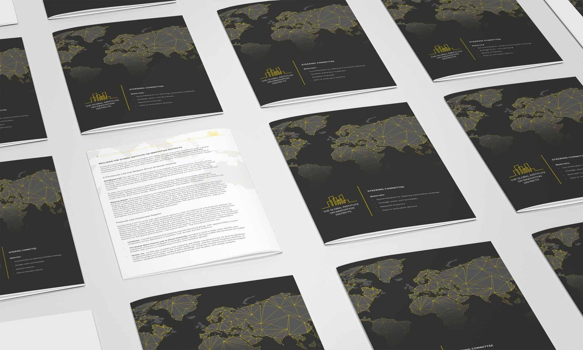 Design company fact-sheet and web design lugano