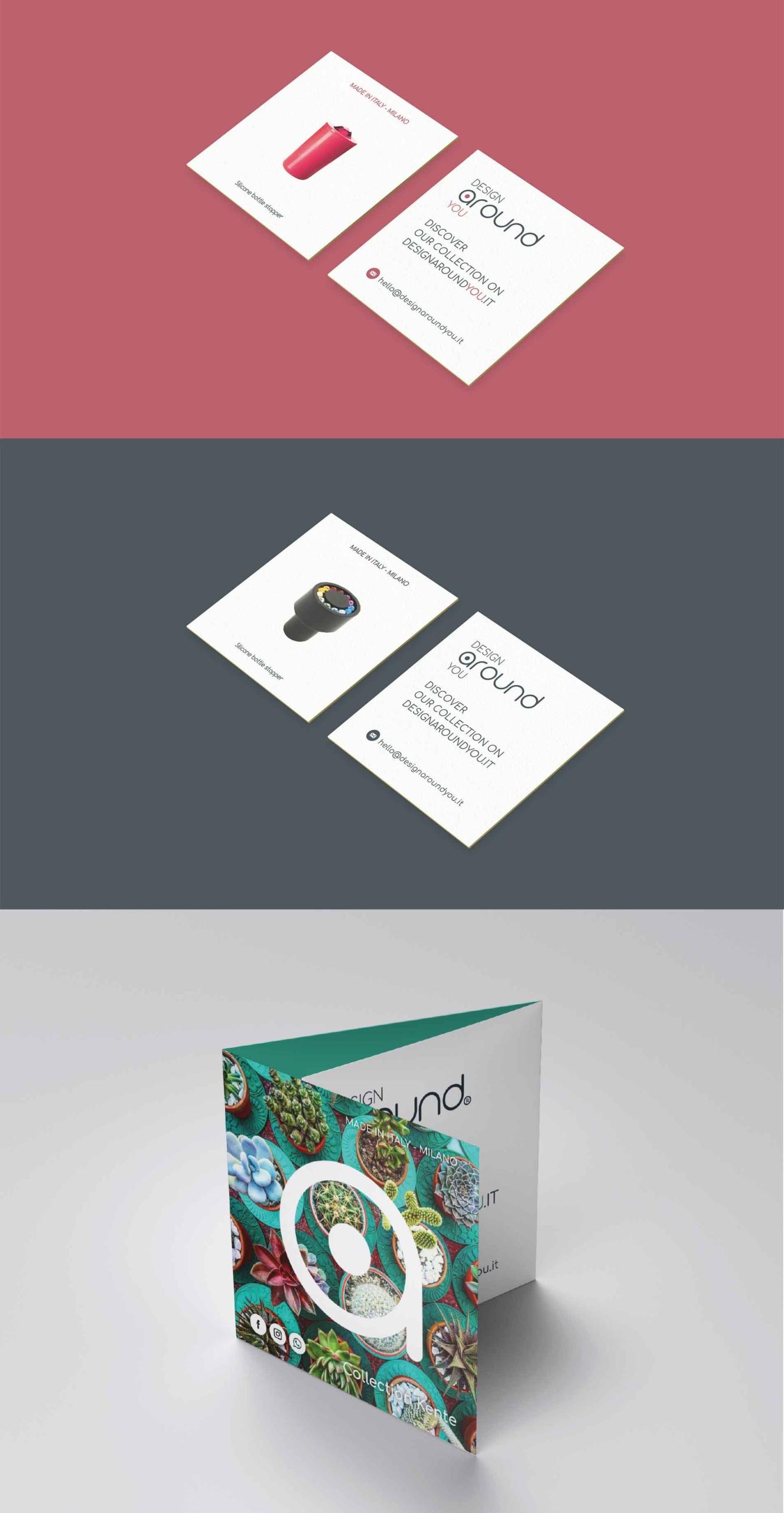 biglietto - packaging design prodotto